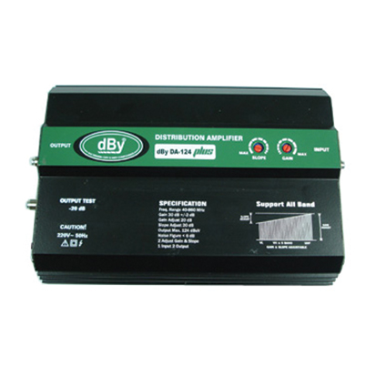 Booster dBy DA-124Plus �Ҥ� 2,700 �ҷ