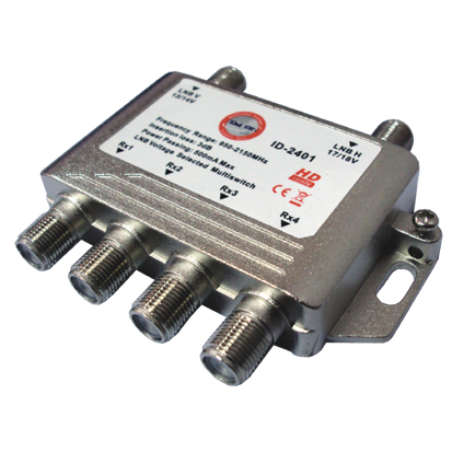Multi Switch 2x4 iDea Sat �Ҥ� 320 �ҷ