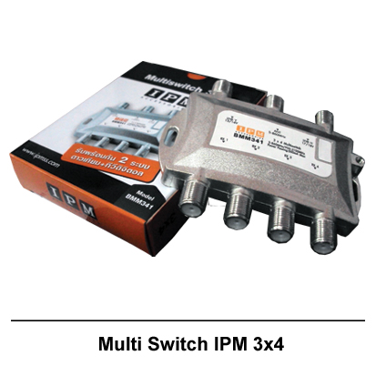 Multi Switch IPM 3x4  �Ҥ� 450 �ҷ